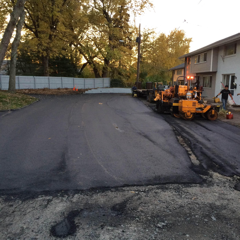 What materials do asphalt make